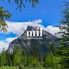 Mount Norquay in Banff