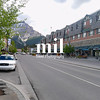 Street Scene from Banff