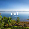 Frenchman Bay at Bar Harbor Maine USA