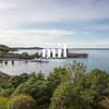 Frenchman Bay near Bar Harbor in Maine