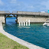 Somerset Bridge in Bermuda