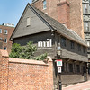 Paul Revere House in Boston on Freedom Trail