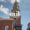 Park Street Church on the Boston Freedom Trail