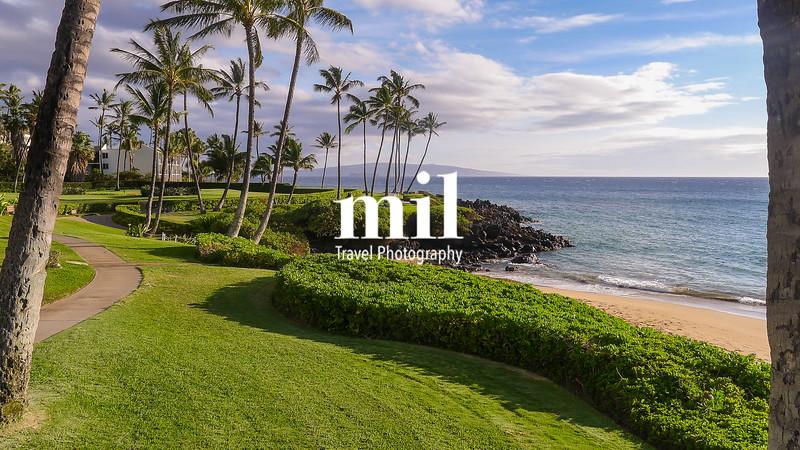 Coastal Pathway in Maui