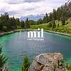 Emerald Lakes of the Five Valleys Loop in Jasper