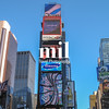 Times Square in 2009 in New York City