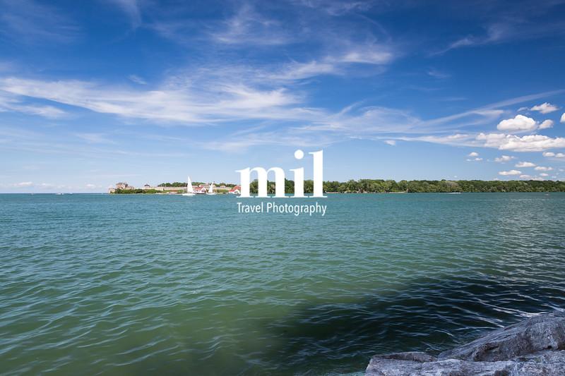 Niagara On The Lake in Ontario Canada