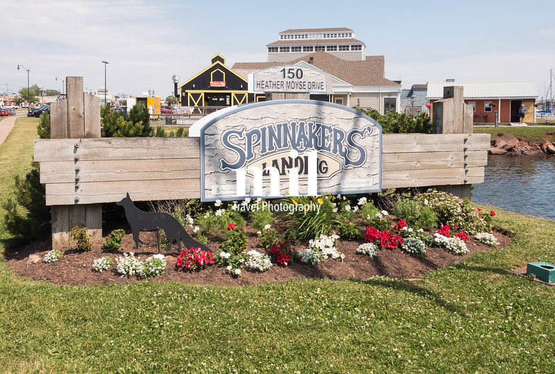 Summerside on Prince Edward Island in Canada