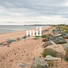 The beach at Panmure Island on PEI