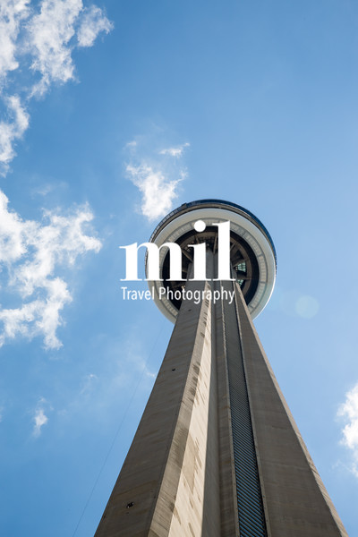 The amazing Tower in Toronto Ontario Canada