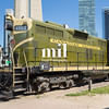 The Railway museum in Toronto Ontario Canada