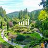 Butchart Gardens on Vancouver Island