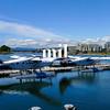 Sea planes in Victoria Vancouver Island