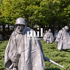 Korean War Veterans Memorial in DC