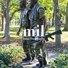 The Three Servicemen in DC