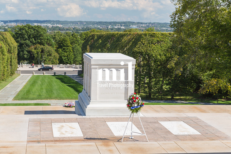 Arlington Cemetery - Tomb of the Unknown Soldier