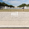 The WWII Memorial in Washington DC