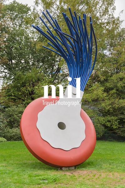 Art in the Gardens in Washington DC