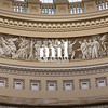 The Inside of the Capitol Building telling the story all around