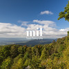 The Blue Ridge Mountains of Virginia