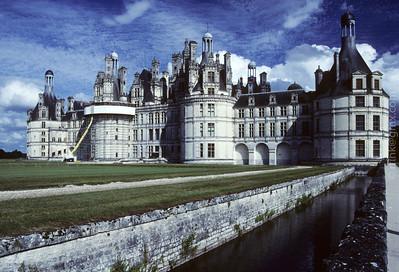 1999-07 Castles of Loire
