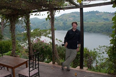 Ndali Lodge, overlooking the crater lakes