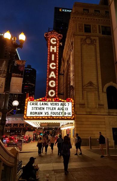 Chicago, July 2016