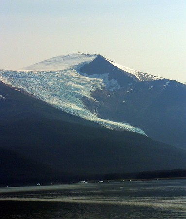 Sawyer Glacier, Tracy Arm