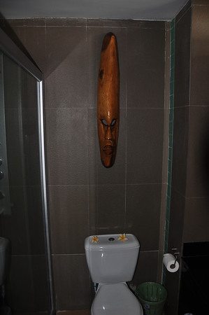 Toilet tiki!