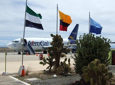 Baltra Airport