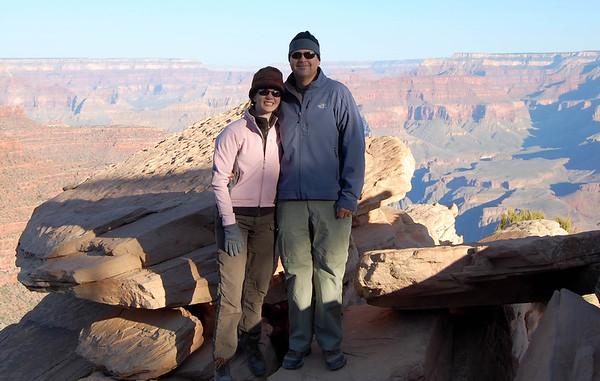 Grand Canyon, April 2008