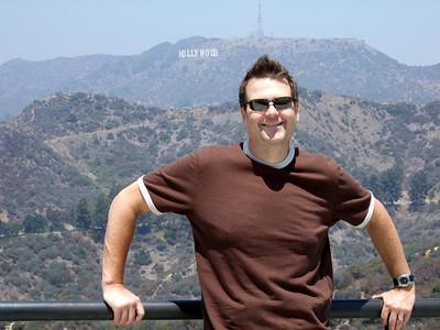 Ray goes Hollywood