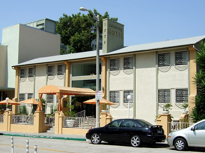 Celebrity Hotel – great place to stay!