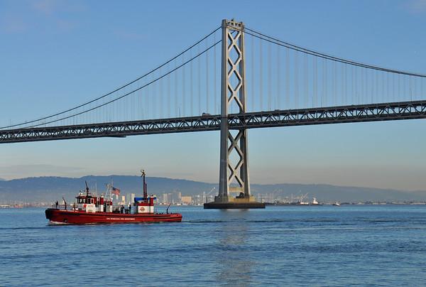 San Francisco, December 2011