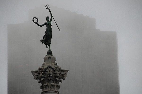 San Francisco, November 2007