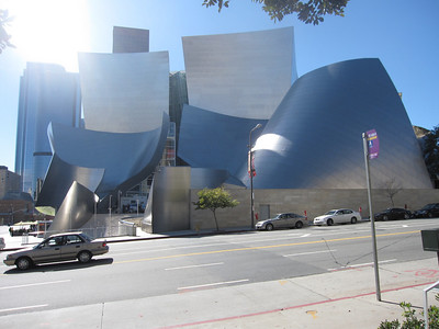 SoCal Visit Feb 2-9 2010 -- Disney Hall