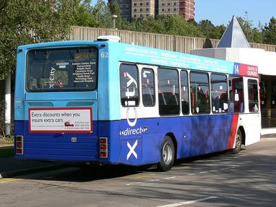 Travel Dundee 0062 Ninewells Hosp Dundee 2 Sep 06