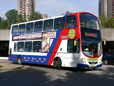 Travel Dundee 0013 Ninewells Hosp Dundee Sep 06