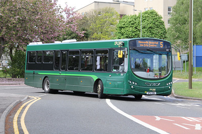 Travel Dundee 2057 NInewells Hospital Dundee May 16