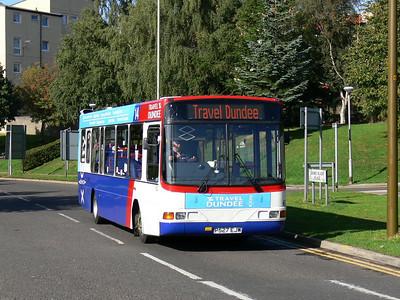 Travel Dundee 0062 Ninewells Hosp Dundee 1 Sep 06