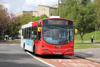 Travel Dundee 1787 NInewells Hospital Dundee May 16