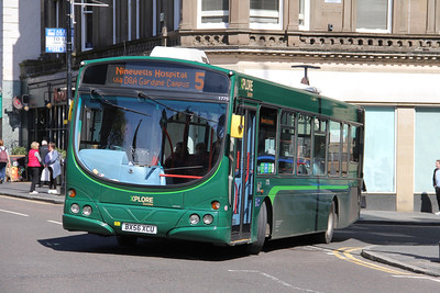 Travel Dundee 1775 High St Dundee 2 May 16
