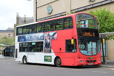 Travel Dundee 7013 High St Dundee May 16