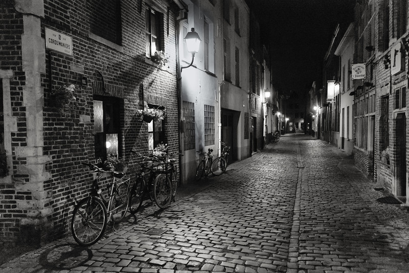 Corduwaniers Straat, Gent, Belgium, 2013