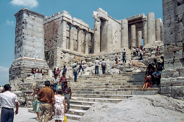 Athens - August 3rd 1976