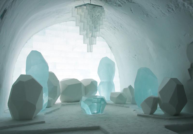 Ice Hotel, Jukkasjärvi