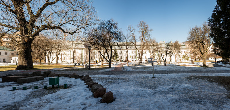 St Sofia Cathedral & Grounds