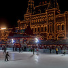 Moscow in January