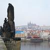 Castle & Cathedral across Vltava
