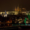 Charles Bridge & Prague Castle, Czech Republic, 2014